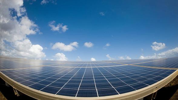 Parc fotovoltaic de doua milioane de euro, inaugurat in Timis