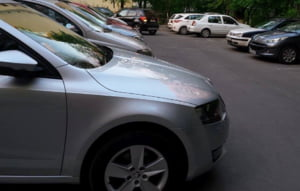 Parcarea cu plata prin SMS a golit de masini centrul Craiovei