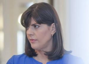 Parchetul European, condus de Laura Codruta Kovesi, plateste aproape 470.000 de euro pentru instruirea procurorilor