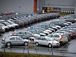 Parcul auto din Romania a crescut anul trecut cu 1,8%