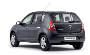 Paris 2008: Dacia Sandero diesel - informatii complete