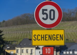 Parlamentul European discuta azi un raport in favoarea admiterii Romaniei si Bulgariei in spatiul Schengen