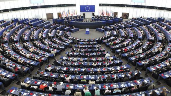 Parlamentul European va avea cu 15 locuri mai putin