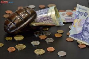 Parlamentul a schimbat legea ca sa majoreze deficitul bugetar pentru a putea mari alocatiile