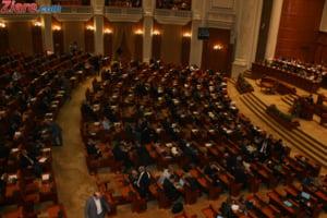 Parlamentul isi suspenda activitatea pentru cel putin o saptamana, din cauza coronavirusului