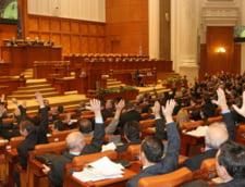 Parlamentul voteaza conducerea BNR, Curtii de Conturi, SRR si SRTV