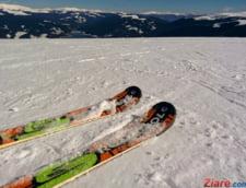 Partia de schi din Bistrita, care costa 25 milioane de lei, a fost inchisa la 3 zile dupa inaugurare