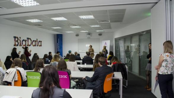 Participa la cea mai mare competitie de programare pentru fete