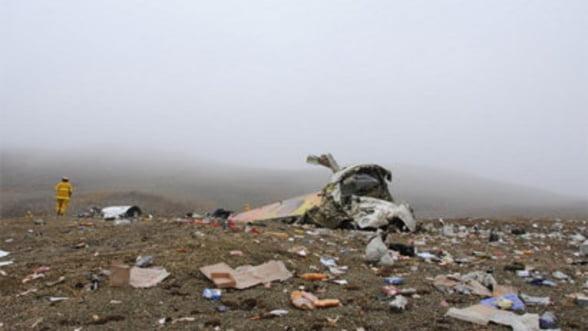 Pasagerii Boeingului prabusit in Rusia puteau fi romani