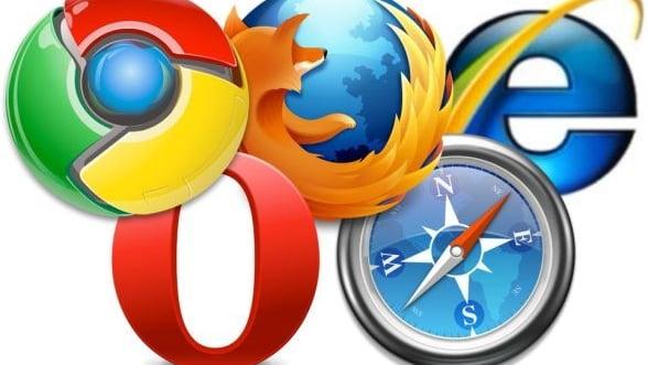 Pasionat de navigare pe Net? Vezi care sunt cele mai populare browsere