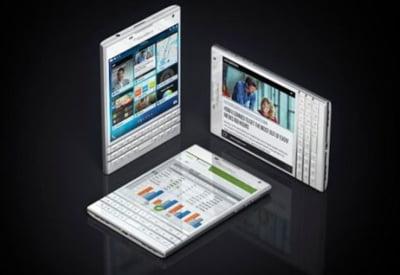Passport, pasaportul BlackBerry catre inaltimile pietei de telefoane smart? Video