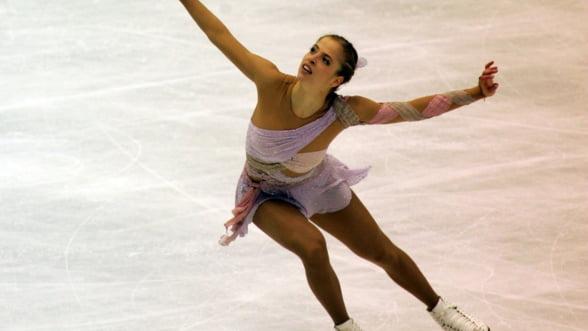 Patinaj artistic: Evgheni Plusenko si Carolina Kostner, campionii CE 2012