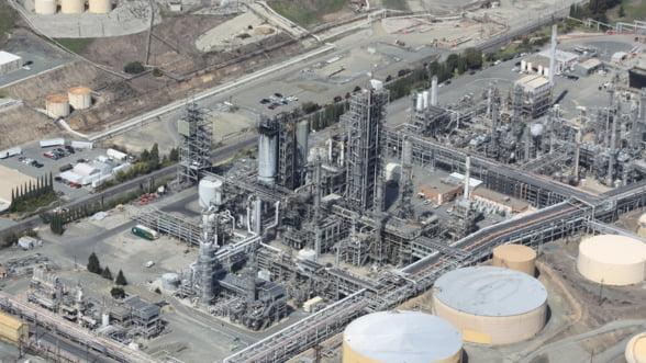 Patronate: Romania are oportunitatea sa devina principalul producator de gaze din UE