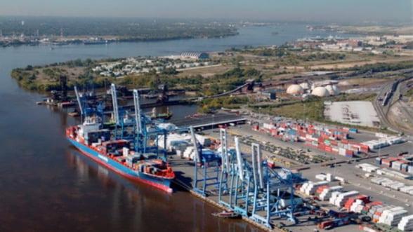 Patronatele din Portul Constanta ameninta cu suspendarea activitatii