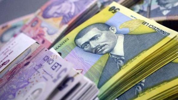 Patru banci au imprumutat 665 milioane lei de la BNR, printr-o licitatie repo