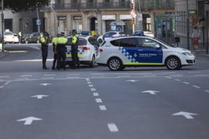Patru romani au fost raniti in atentatul de la Barcelona