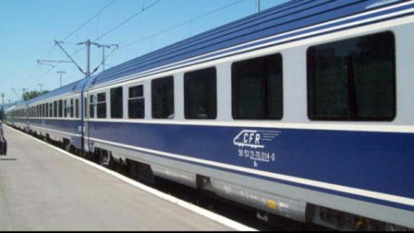 Patru trenuri vor circula fara oprire de la Bucuresti spre Litoral