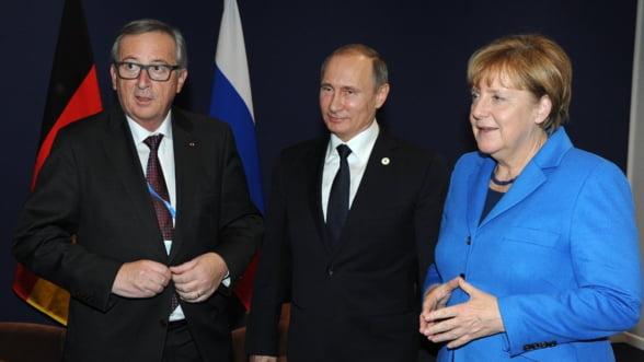 Pe cine ajuta retragerea sanctiunilor pentru Rusia? Europa, pe punctul de a face o mare greseala