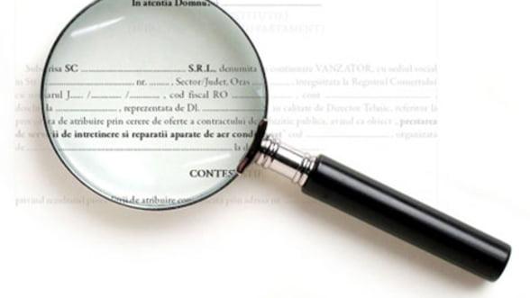 """Pe cine trebuie sa sperie """"lista rusinii"""", cu firmele care contesta licitatii pe banda rulanta?"""