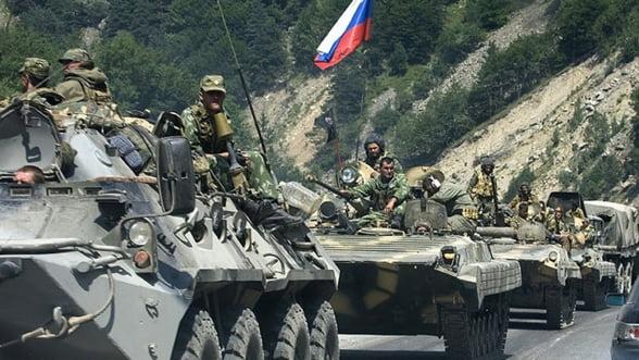 Pe picior de razboi: Rusii vor razbunare pentru moartea soldatilor din Crimeea, Ucraina este in alerta