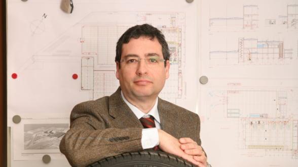 Pedro Carreira, Continental - Dezvoltarea, principala mea ambitie