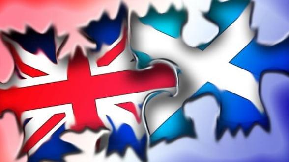 Peisaj dezolant pentru o Scotie independenta: Fara moneda, fara Banca Nationala, fara ambasadori externi