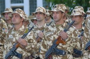 Pensiile sub 3000 de lei de care beneficiaza militarii cu cariera completa nu au fost diminuate