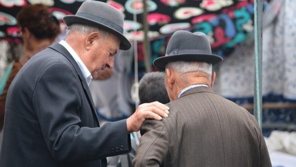Pensionarii, moneda de schimb in razboiul datoriilor din Grecia
