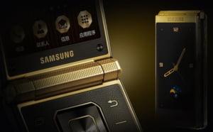 Pentru nostalgici: Samsung pregateste lansarea unui telefon cu clapeta