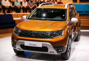 Performanta fantastica pentru Dacia Duster
