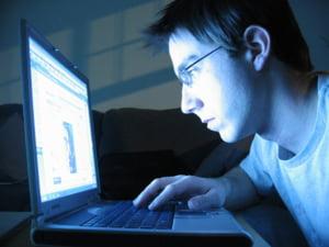Pericolele blogging-ului despre job