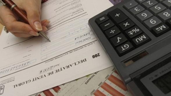 Persoanele fizice trebuie sa isi declare veniturile realizate in 2012 pana la 27 mai