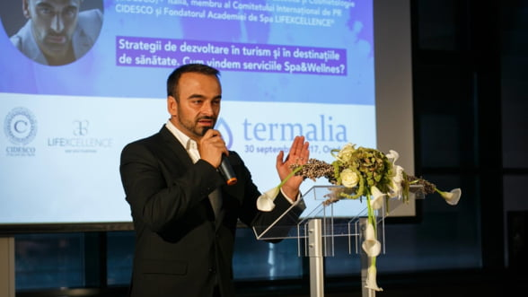 Personalitati, know how si oportunitati business la editia a 2-a Termalia 2018