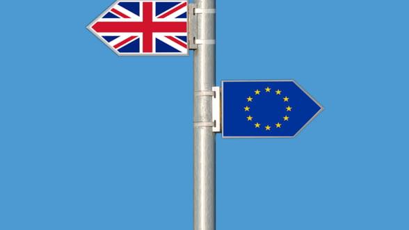Perspectiva de crestere economica a Marii Britanii s-a redus la jumatate din cauza Brexit