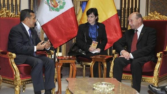 Peru vrea sa importe medicamente din Romania