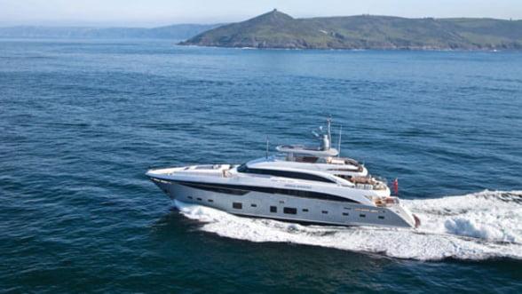 Peste 100 de iahturi vor putea fi vazute la Monaco Yacht Show 2012