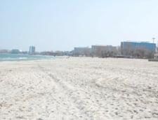 Peste 170 de milioane de euro merg pentru 7 kilometri de plaja intre Mamaia si Eforie Nord