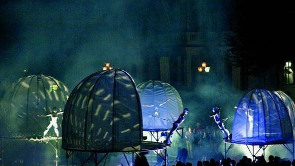 Peste 20.000 de spectatori la Festivalul International de Teatru de la Sibiu