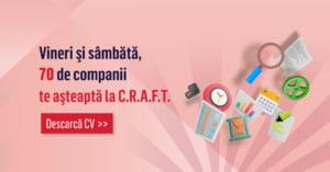 Peste 3.000 de oportunitati de cariera la Angajatori de TOP Timisoara, cel mai mare targ de joburi din Banat