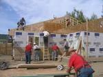 Peste 60% din autorizatiile de construire vizeaza zona rurala
