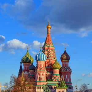 Peste 800 de persoane au fost retinute la protestele din Rusia