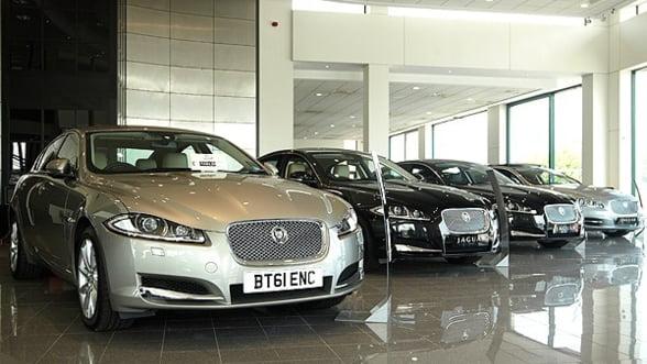 Peste un milion de masini noi vandute in Marea Britanie, in iunie