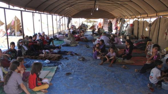 Petrolul ieftin alimenteaza criza refugiatilor din UE. Incep sa vina si cei din Kurdistan