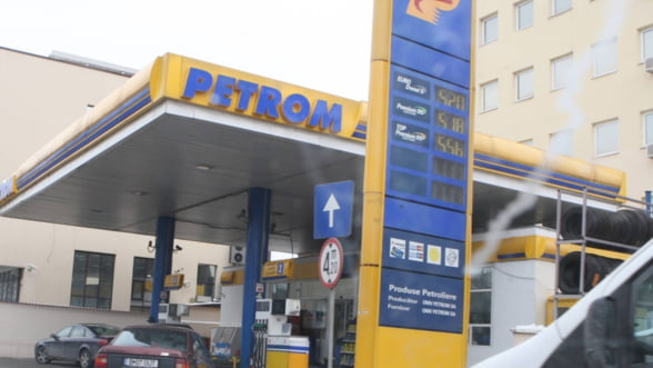 Petrom si Rompetrol, suspendate de la BVB