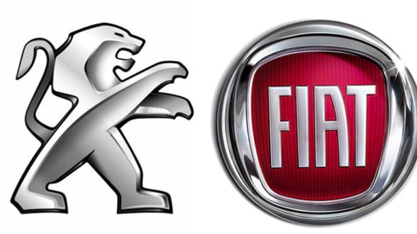 Peugeot Citroen vrea parteneriat cu Fiat si Chrysler