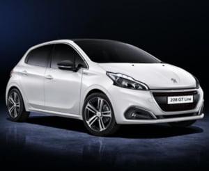 Peugeot a lansat noul 208