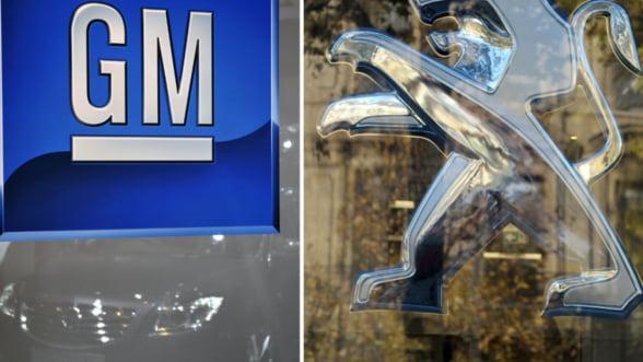 Peugeot ar putea rupe alianta cu GM. Care sunt motivele