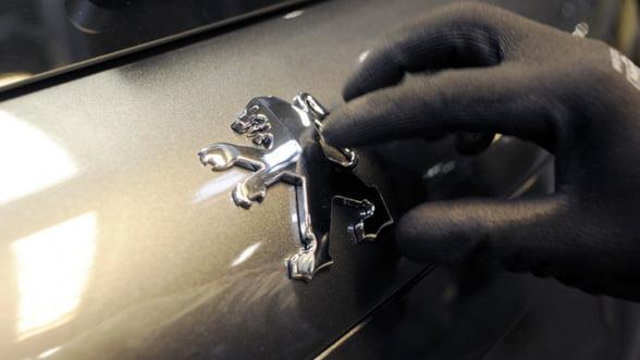 Peugeot si General Motors ar putea produce masini impreuna
