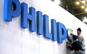 Philips, pierderi de 1,3 mld. euro
