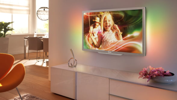 Philips lanseaza seria 7000 Smart TV LED pe piata romaneasca